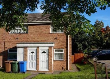 Thumbnail 2 bed flat to rent in Larkspur Close, Forest Town, Mansfield