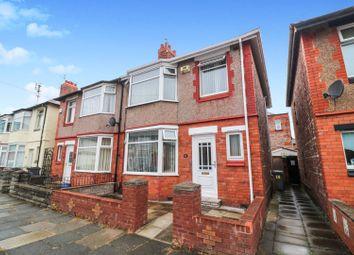 Thumbnail 3 bed semi-detached house for sale in Parkhurst Road, Prenton