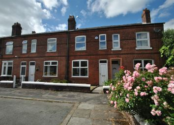 Thumbnail 2 bed terraced house to rent in Gibson Street, Stockton Heath, Warrington