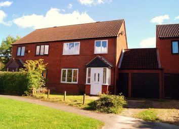 Thumbnail 3 bedroom property to rent in Walgrave Drive, Bradwell, Milton Keynes