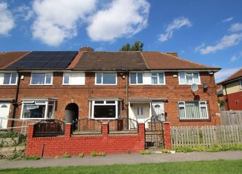 Thumbnail 3 bed terraced house for sale in Brooklands Avenue, Seacroft, Leeds