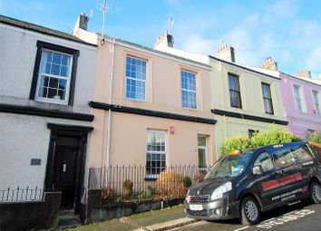 Thumbnail 5 bed terraced house for sale in Rutger Place, Stoke, Plymouth