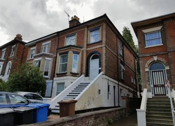 Thumbnail 1 bed flat to rent in Willoughby Road, Ipswich