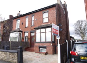 Thumbnail 4 bedroom semi-detached house for sale in Cringle Road, Heaton Chapel, Stockport