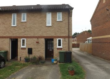 Thumbnail 1 bed end terrace house for sale in Thyme Close, Thetford