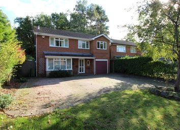 Thumbnail 5 bed property to rent in Oakwood Road, Windlesham