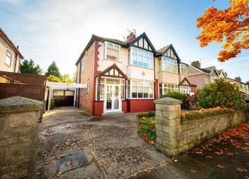 Thumbnail 3 bed semi-detached house for sale in Claremont Avenue, Maghull, Liverpool