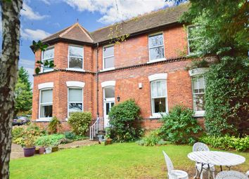 Thumbnail 2 bed flat for sale in Station Road, Hythe, Kent