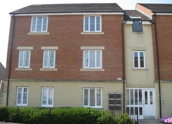 Thumbnail 2 bed flat for sale in Ottersprings, Gillingham