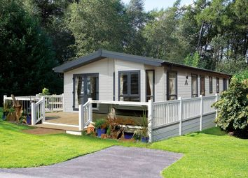 Thumbnail 2 bedroom lodge for sale in Bedford Bank, Welney, Wisbech
