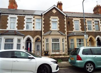 Thumbnail 2 bedroom terraced house for sale in Arabella Street, Cardiff