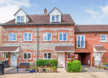 Thumbnail 3 bed town house for sale in Cobham Road, Blandford Forum