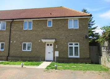 Thumbnail 3 bed semi-detached house to rent in Abercrombie Court, Aylesham