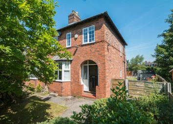 Thumbnail 3 bed semi-detached house for sale in Ellesmere Road, Altrincham