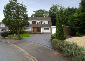 Thumbnail 4 bed detached house for sale in Quail Green, Wightwick, Wolverhampton