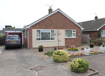 Thumbnail 2 bedroom detached bungalow to rent in Pearmain Road, Roydon, Diss
