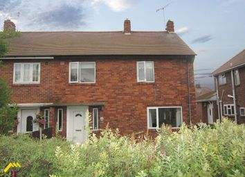 Thumbnail 3 bed semi-detached house to rent in St Vincent's Avenue, Woodlands, Doncaster