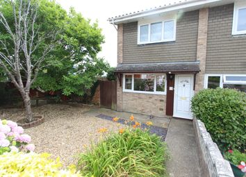 Thumbnail 2 bed end terrace house for sale in Ticonderoga Gardens, Southampton