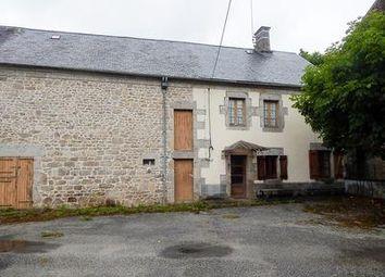 Thumbnail 2 bed property for sale in Peyrat-La-Noniere, Creuse, France