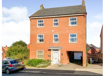 Thumbnail 4 bed detached house for sale in Padside Close, Hamilton