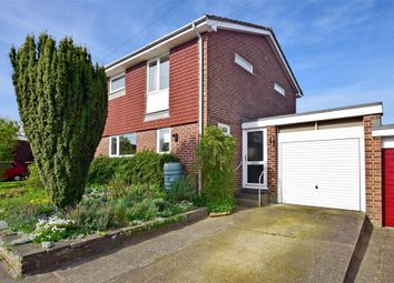 Thumbnail 3 bed semi-detached house for sale in Hutsford Close, Parkwood, Gillingham, Kent