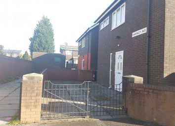 3 bed end terrace house to rent in Swanley Avenue, Manchester M40