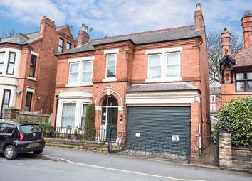 Thumbnail 5 bed detached house for sale in Berridge Road, Forest Fields, Nottingham