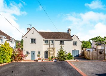 Thumbnail 5 bed detached house for sale in Manstone Mead, Sidmouth, Devon, .