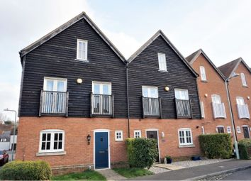 Thumbnail 4 bed town house for sale in Gardners Close, Ash, Canterbury