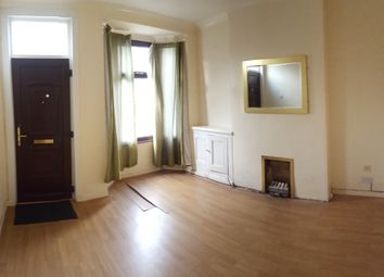 Thumbnail 3 bed terraced house to rent in Barkby Road, Leicester