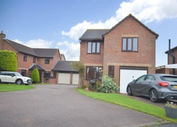 Thumbnail 3 bed detached house for sale in Arnold Road, Stoke Golding