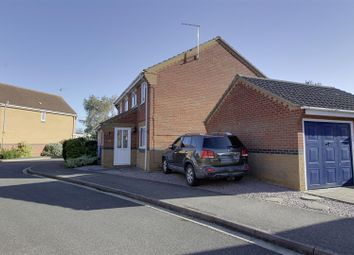 Thumbnail 3 bed semi-detached house to rent in Cowslip Drive, Deeping St. James, Peterborough