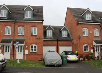 Thumbnail 4 bedroom terraced house for sale in Old College Drive, Wednesbury