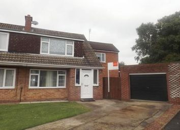 Thumbnail 3 bed property to rent in Rothley Close, Ponteland, Newcastle Upon Tyne
