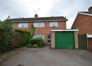 Thumbnail 3 bed semi-detached house to rent in Shrewsbury Avenue, West Knighton, Leicester