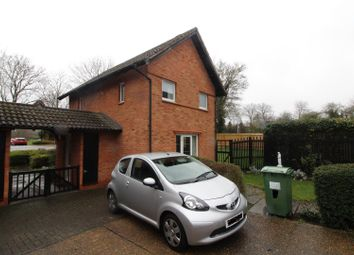 Thumbnail 3 bed detached house for sale in Southwick Court, Great Holm, Milton Keynes