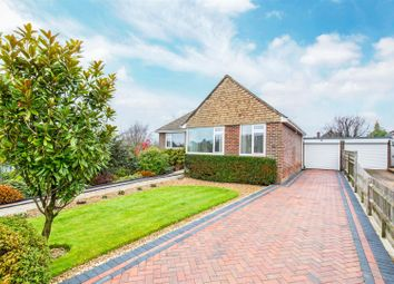 Thumbnail 2 bed detached bungalow for sale in Downsview, Heathfield