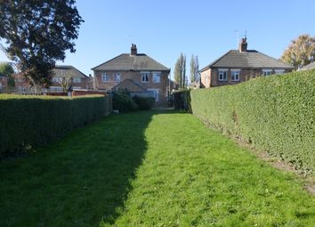 Thumbnail 3 bed semi-detached house for sale in Stow Road, Wisbech
