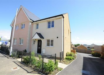 Thumbnail 3 bed semi-detached house to rent in Sandpiper Road, Bude, Cornwall