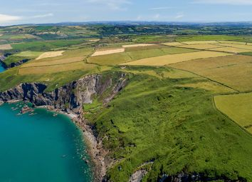 Thumbnail Land for sale in Moylgrove, Nr Newport, Pembrokeshire