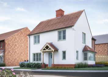 Thumbnail 3 bed detached house for sale in Pembers Hill Park, Mortimers Lane, Fair Oak, Eastleigh