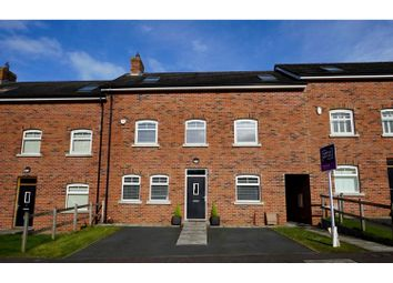 Thumbnail 4 bedroom town house for sale in Gransha Chase, Dundonald