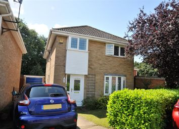 Thumbnail 4 bedroom detached house for sale in Medeswell, Orton Malborne, Peterborough