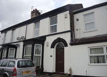 Thumbnail 1 bedroom flat to rent in Rawcliffe Road, Walton, Liverpool