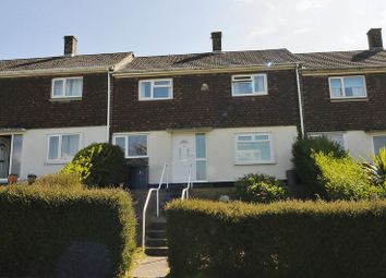 Thumbnail 2 bedroom terraced house for sale in Berwick Avenue, Crownhill, Plymouth