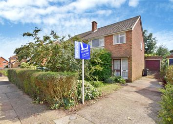 Thumbnail 3 bed semi-detached house for sale in Highfields, Halstead, Essex