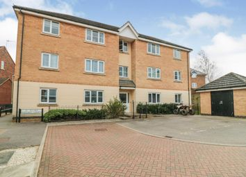 Thumbnail 1 bed flat for sale in Lady Margaret Gardens, Ware