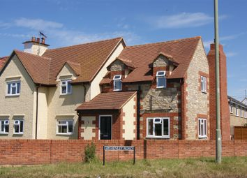 Thumbnail 4 bed semi-detached house for sale in Henley Road, Shillingford, Wallingford