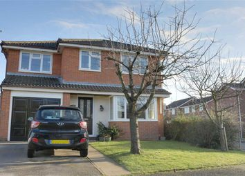 Thumbnail 4 bed detached house for sale in Jessop Way, Haslington, Crewe