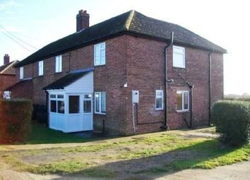 Thumbnail 3 bed cottage to rent in Owmby Cliff Road, Owmby-By-Spital, Market Rasen